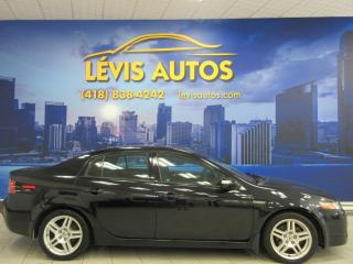 Used 2008 Acura TL 107800 KM TOIT OUVRANT INTERIEUR EN CUIR for sale in Lévis, QC