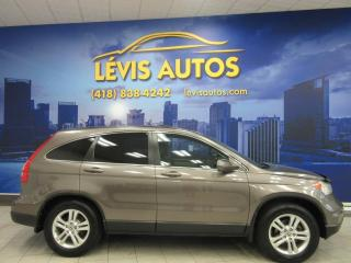 Used 2011 Honda CR-V EX-L AWD TOIT OUVRANT CAMERA DE RECUL CU for sale in Lévis, QC