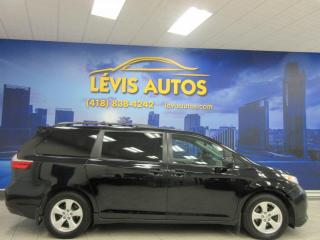 Used 2016 Toyota Sienna LE 8 PASSAGER TOUT EQUIPE AIR CLIMATISE for sale in Lévis, QC