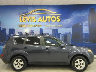 Used 2008 Mitsubishi Outlander LS V-6 AWD AIR CLIMATISÉ AVEC 170 700 KM for sale in Lévis, QC