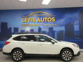 Used 2016 Subaru Outback 3.6R LIMITED TECHNOLOGIE AWD GPS TOIT OU for sale in Lévis, QC