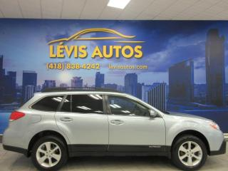Used 2014 Subaru Outback 2.5I PREMIUM AWD AIR CLIMATISE BLUETOOTH for sale in Lévis, QC