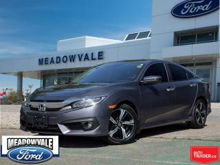 Used 2017 Honda Civic Sedan Touring for sale in Mississauga, ON