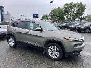 Used 2016 Jeep Cherokee 4 RM, 4 portes, North for sale in Trois-Rivières, QC
