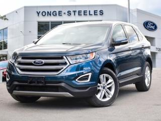 Used 2016 Ford Edge SEL for sale in Thornhill, ON