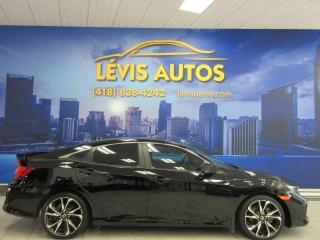 Used 2019 Honda Civic SI MANUEL TOIT OUVRANT CAMERA DE RECUL S for sale in Lévis, QC