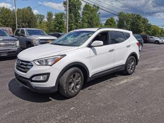 Used 2013 Hyundai Santa Fe Premium for sale in Madoc, ON