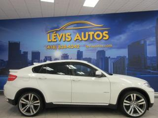 Used 2009 BMW X6 M-PACKAGE X-DRIVE 35i GPS CUIR TOIT OUVR for sale in Lévis, QC