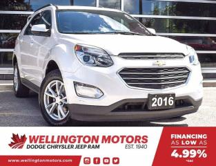 Used 2016 Chevrolet Equinox LT for sale in Guelph, ON