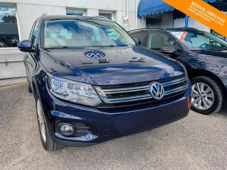 Used 2017 Volkswagen Tiguan 4MOTION Comfortline + Toit + Keyless for sale in Québec, QC