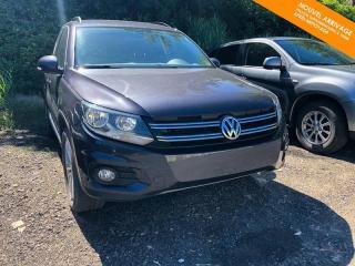 Used 2016 Volkswagen Tiguan 4 MOTION Comfortline + Toit Pano + Caméra for sale in Québec, QC