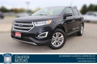 Used 2018 Ford Edge SEL for sale in Tillsonburg, ON