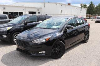 Used 2016 Ford Focus SE for sale in Tillsonburg, ON