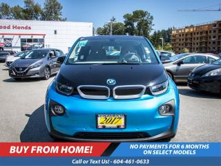 Used 2017 BMW i3 MEGA REX for sale in Port Moody, BC