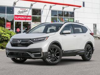 New 2020 Honda CR-V Black Edition for sale in Port Moody, BC