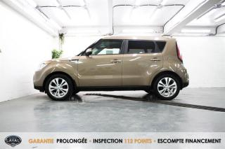 Used 2016 Kia Soul Wgn Auto EX + Caméra + Bluetooth for sale in Québec, QC