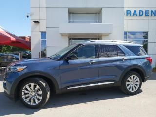 New 2020 Ford Explorer LIMITED for sale in Kingston, ON