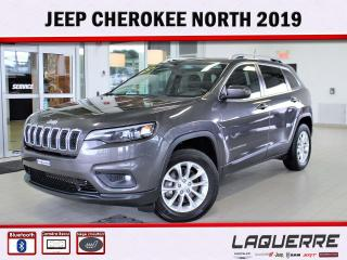 Used 2019 Jeep Cherokee North for sale in Victoriaville, QC