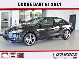 Used 2014 Dodge Dart GT for sale in Victoriaville, QC