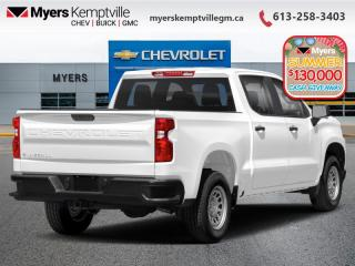 New 2020 Chevrolet Silverado 1500 RST for sale in Kemptville, ON