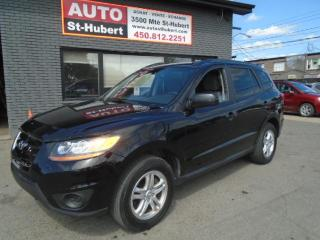 Used 2010 Hyundai Santa Fe GL for sale in St-Hubert, QC