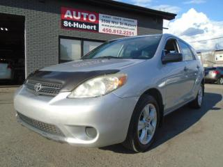 Used 2006 Toyota Matrix A/C for sale in St-Hubert, QC