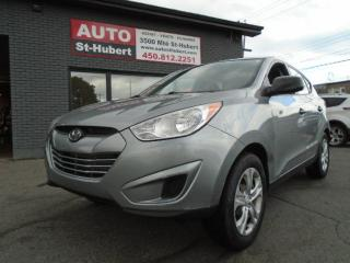 Used 2011 Hyundai Tucson GL ** FINANCEMENT DISPONIBLE ** for sale in St-Hubert, QC