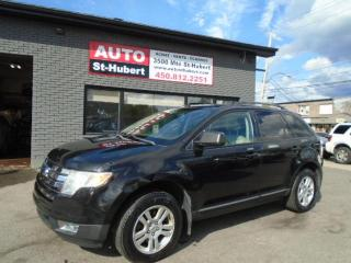 Used 2008 Ford Edge SEL AWD for sale in St-Hubert, QC