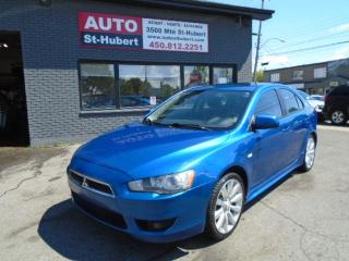 Used 2010 Mitsubishi Lancer Sportback GTS for sale in St-Hubert, QC