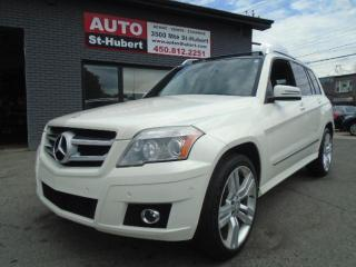 Used 2011 Mercedes-Benz GLK350 4MATIC TOIT OUVRANT for sale in St-Hubert, QC