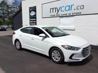 Used 2017 Hyundai Elantra POWERGROUP, LOW KM!! WOW!! for sale in Richmond, ON