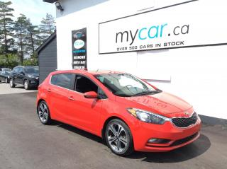 Used 2015 Kia Forte 2.0L EX SUNROOF, HEATED SEATS, ALLOYS, BACKUP CAM!! for sale in Richmond, ON