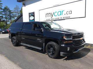 Used 2017 Chevrolet Silverado 1500 1LT Z71, BOARDS, BLACKOUT WHEELS, HEATED SEATS!! WOW!! for sale in Richmond, ON