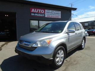 Used 2007 Honda CR-V EX-L for sale in St-Hubert, QC