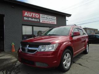 Used 2009 Dodge Journey SXT for sale in St-Hubert, QC