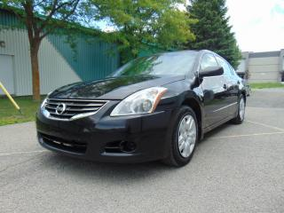 Used 2012 Nissan Altima *******4 CYLINDRES*******A/C********* for sale in St-Eustache, QC
