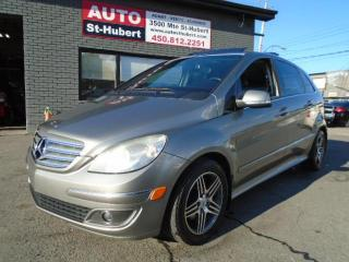 Used 2008 Mercedes-Benz B200 for sale in St-Hubert, QC
