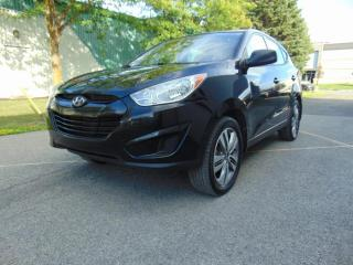 Used 2010 Hyundai Tucson *******VÉHICULE RARE*****MANUELLE 6 VITE for sale in St-Eustache, QC