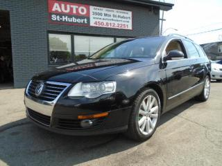 Used 2008 Volkswagen Passat HIGHLINE 4 MOTION 3.6 for sale in St-Hubert, QC