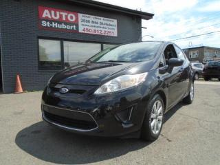 Used 2012 Ford Fiesta SE for sale in St-Hubert, QC
