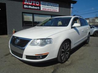 Used 2010 Volkswagen Passat Wagon Highline for sale in St-Hubert, QC