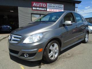 Used 2010 Mercedes-Benz B200 for sale in St-Hubert, QC