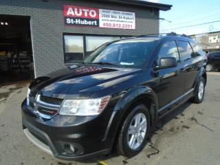 Used 2012 Dodge Journey SXT 7 PASSAGERS for sale in St-Hubert, QC