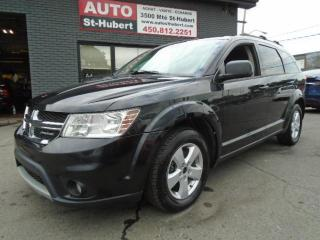 Used 2012 Dodge Journey SXT for sale in St-Hubert, QC