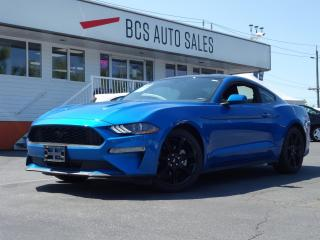 Used 2019 Ford Mustang EcoBoost, Navigation, Bluetooth, Low Kms for sale in Vancouver, BC