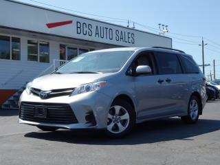 Used 2018 Toyota Sienna 7 Passenger, Bluetooth, Multi Climate Zones, Clean for sale in Vancouver, BC