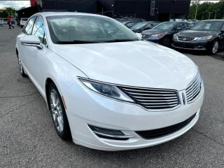 Used 2016 Lincoln MKZ HYBRID CUIR TOIT MAGS CAMERA DE RECUL for sale in Île-Perrot, QC