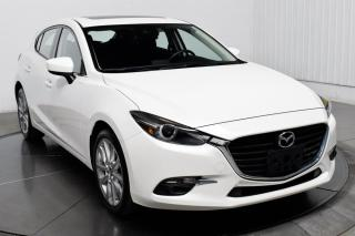 Used 2017 Mazda MAZDA3 GT HATCH A/C MAGS for sale in Île-Perrot, QC