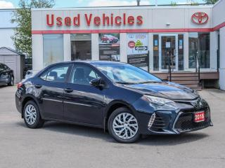 Used 2018 Toyota Corolla SE CVT for sale in North York, ON