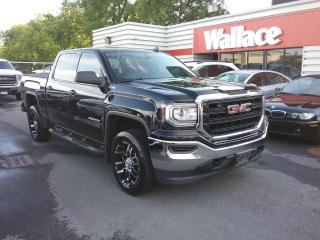Used 2017 GMC Sierra 1500 Crew Cab 5.3L V8 4X4 for sale in Ottawa, ON